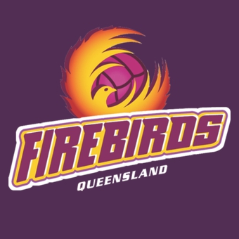 QLD Firebirds Logo